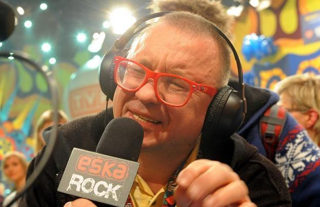 Jurek Owsiak /fot. Mieczysław Włodarski /Reporter