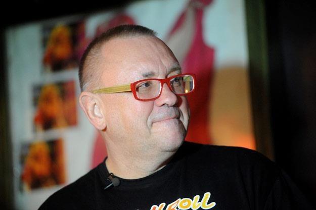 Jurek Owsiak: Mózg całego przedsięwzięcia (fot. Wojciech Stróżyk) /Reporter
