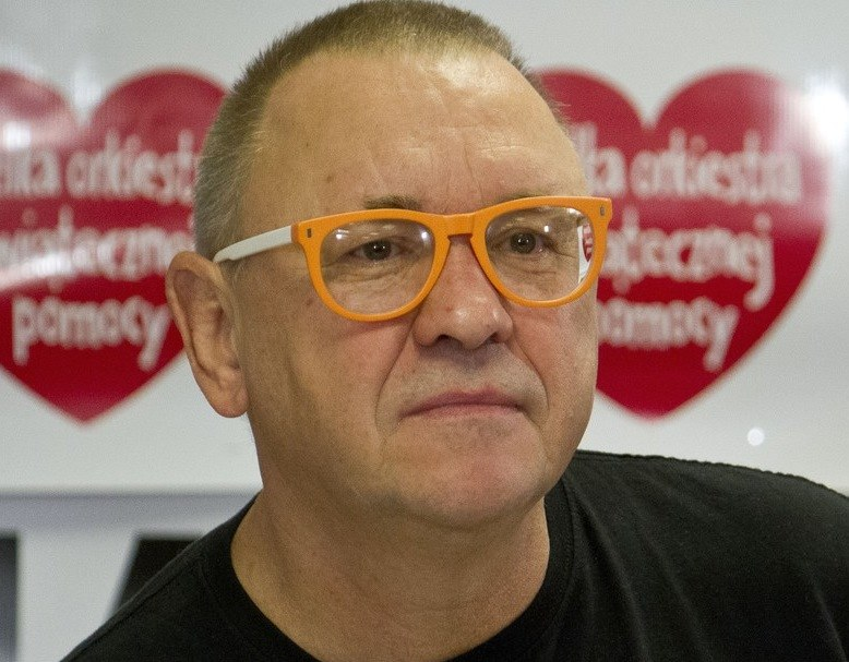 Jurek Owsiak /Krystian Dobuszyński /Reporter