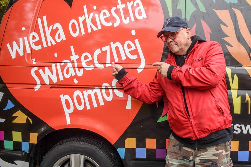 Jurek Owsiak /LUKASZ GDAK/POLSKA PRESS /East News