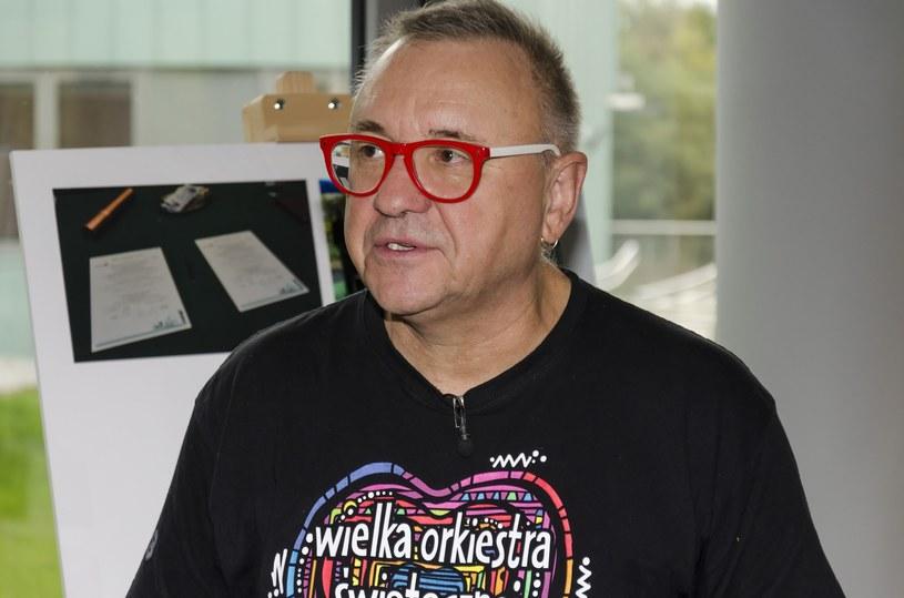 Jurek Owsiak /fot. Ryszard Godlewski /Reporter
