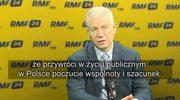 Jurek: Polityka polska jest naznaczona jakąś pasją popisywania się: kto jest ważniejszy