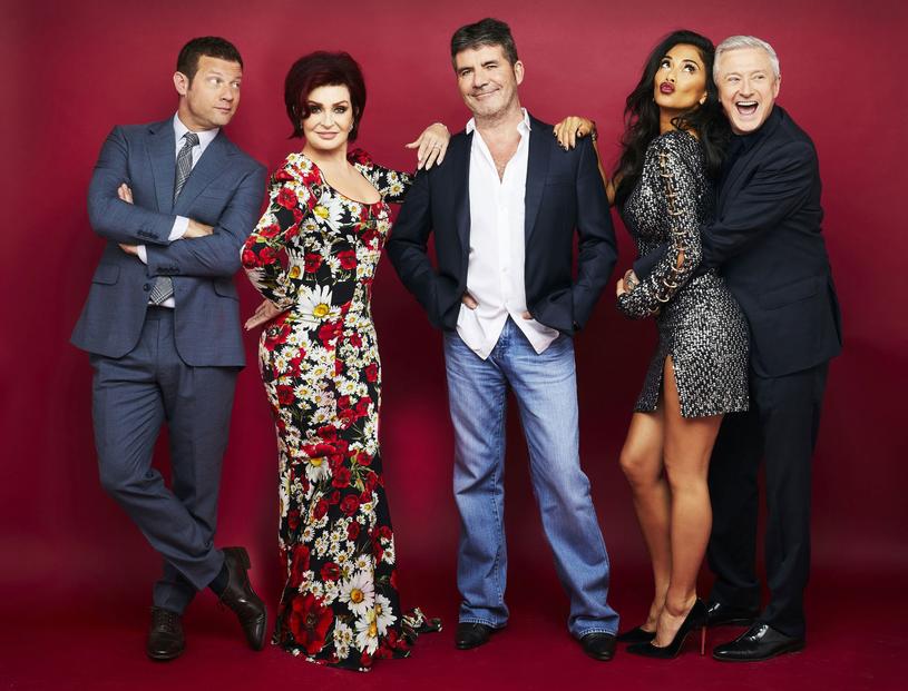 "Jurorzy 14. edycji ""X Factora"" /Thames/Syco/REX/Shutterstock /East News"