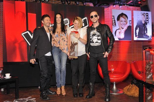 """Jurorzy """"The Voice Of Poland"""" mieli trudny orzech do zgryzienia /MWMedia"""