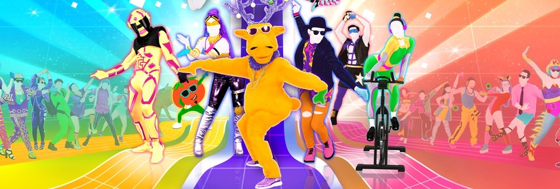 Just Dance 2018 /materiały prasowe