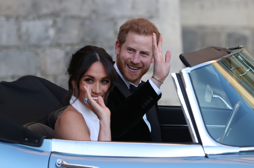 Just married! /AFP