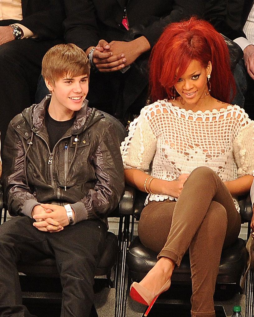 Justin Bieber i Rihanna wystąpią w 2016 roku w Polsce (na zdjęciu w lutym 2011 r.) /fot. Jason Merritt /Getty Images