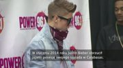 Justin Bieber poniesie koneskwencje za rzucanie jajami w dom sąsiada