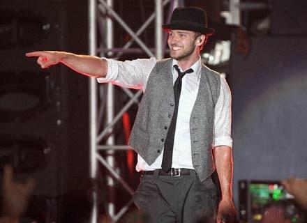 Justin Timberlake - fot. Dave Hogan /Getty Images/Flash Press Media