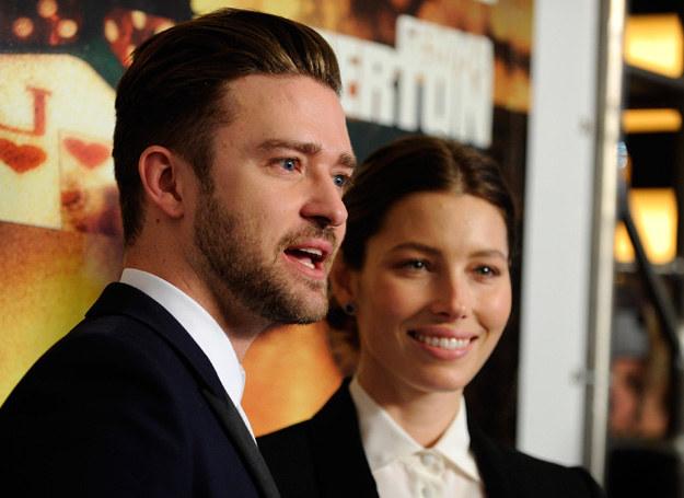Justin Timberlake i Jessica Biel /Getty Images