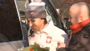 Justyna Kowalczyk dotarła do domu w Kasinie Wielkiej