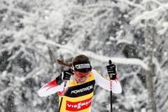 Justyna Kowalczyk odpadła w eliminacjach Pucharu Świata