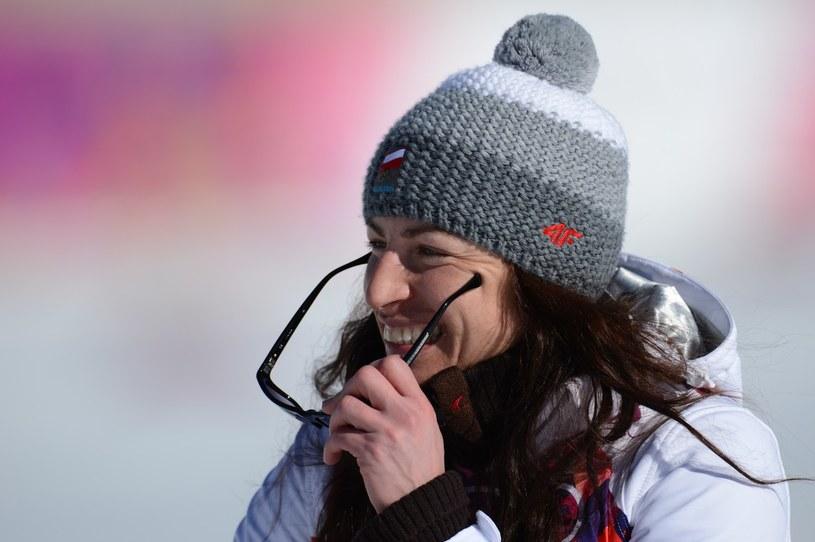 Justyna Kowalczyk przeżywała trudne chwile, ale motywację odnalazła w sporcie /AFP