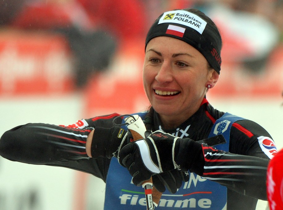 Justyna Kowalczyk /Grzegorz Momot /PAP