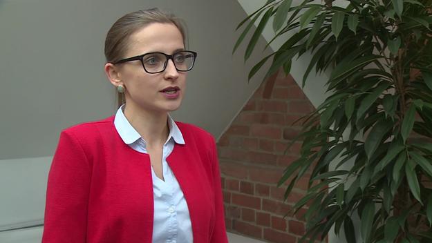 Justyna Politańska z Fundacji Światowego Tygodnia Przedsiębiorczości /Newseria Biznes