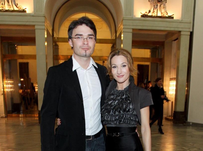 Justyna Steczkowska i Maciej Myszkowski  /Pawe Przybyszewski /MWMedia