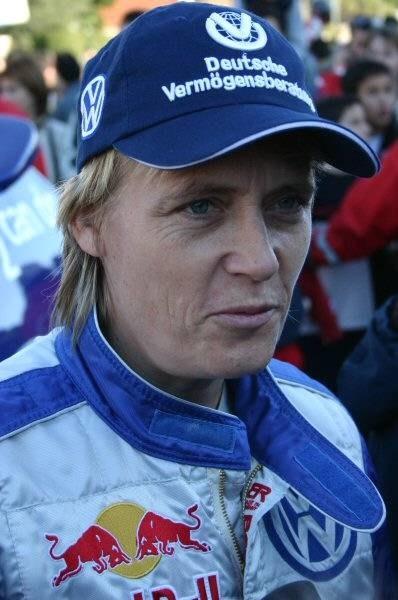 Jutta Kleinschmidt  / Kliknij /INTERIA.PL