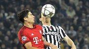Juventus - Bayern 2-2. Lewandowski: Mandżukić ma taki styl gry