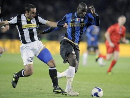 Juventus - Inter Mediolan; jedna z wizytówek Serie A /AFP