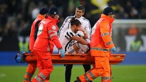 Juventus - Martin Caceres nie zagra do końca sezonu