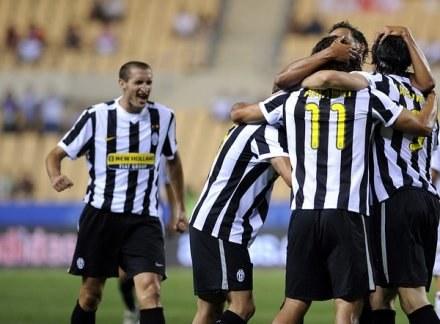 Juventus Turyn po raz pierwszy w swojej historii został zdobywcą pucharu TIM /AFP
