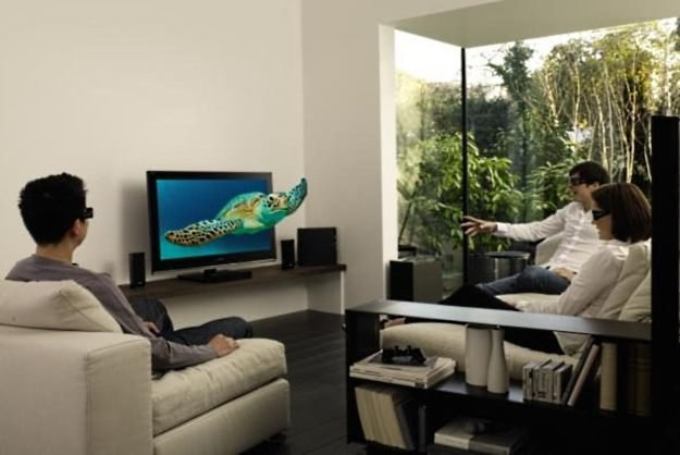 Już dzisiaj można kupić zestawy kina domowego 3D. Trzeci wymiar przeszedł z kina do salonu /materiały prasowe