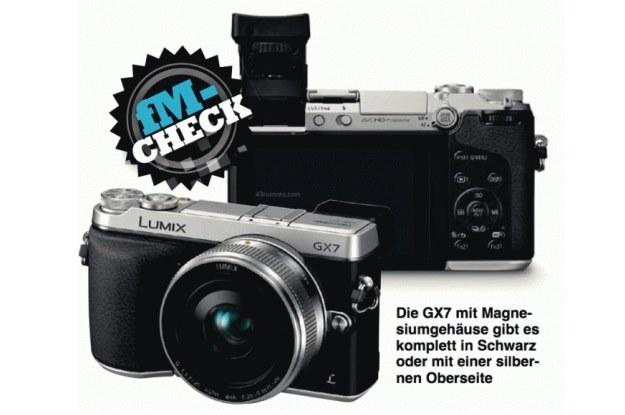 Już niedługo powinniśmy zobaczyć aparat Panasonic Lumix GX7 /materiały prasowe