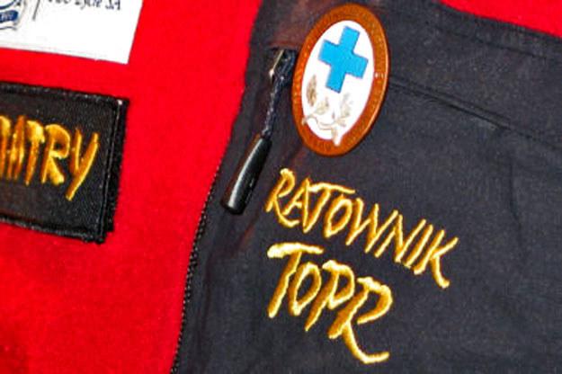 Już od sierpnia ratownicy górscy rozpoczną testowanie specjalnej aplikacji. /RMF