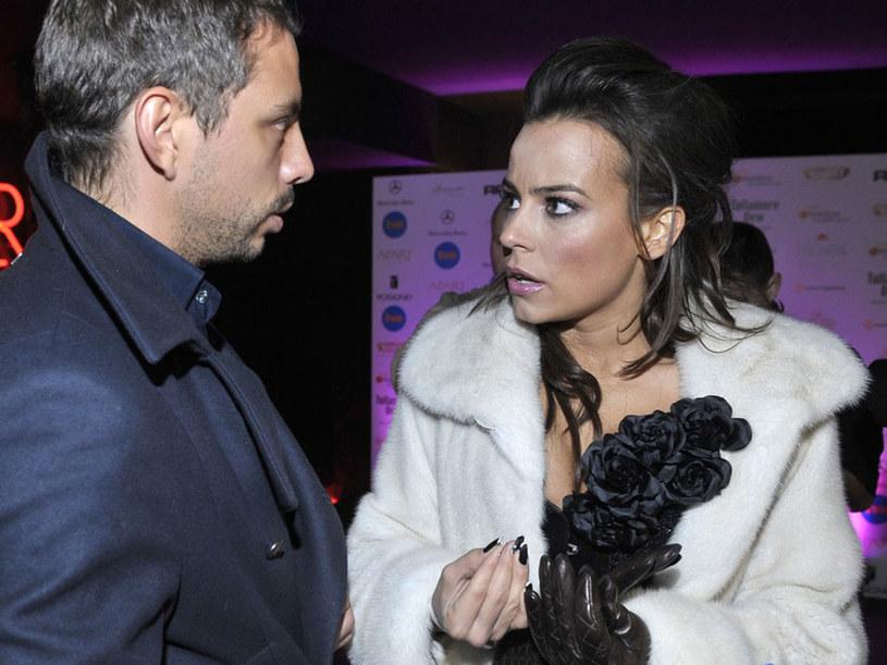 Już od wielu tygodni nie pojawiają się razem na salonach  /Jacek Kurnikowski /AKPA