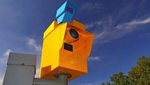 Już tylko żółte fotoradary mogą robić zdjęcia