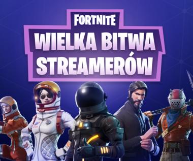 Już w środę rusza pierwszy w Polsce turniej streamerów w Fortnite!