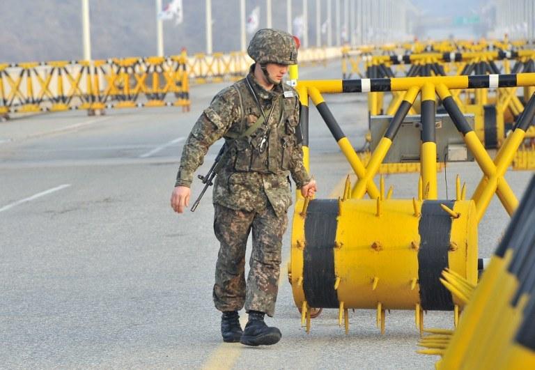 Już w zeszłym tygodniu Korea Płn. zagroziła wycofaniem swoich 53 tys. pracowników /AFP
