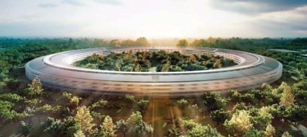 Już wkrótce ruszy budowa nowego kampusu Apple /materiały prasowe
