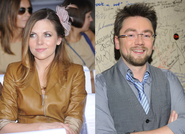 Już wkrótce ta piękna para będzie małżeństwem /Jarosław Antoniak /MWMedia