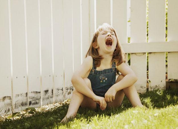 """Już z ust trzylatka możesz usłyszeć """"soczyste"""" słowa /© Panthermedia"""