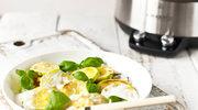 Kabaczki w sosie czosnkowym wg Darka Kuźniaka gotuj z Crock-Pot