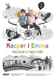 Kacper i Emma - najlepsi przyjaciele