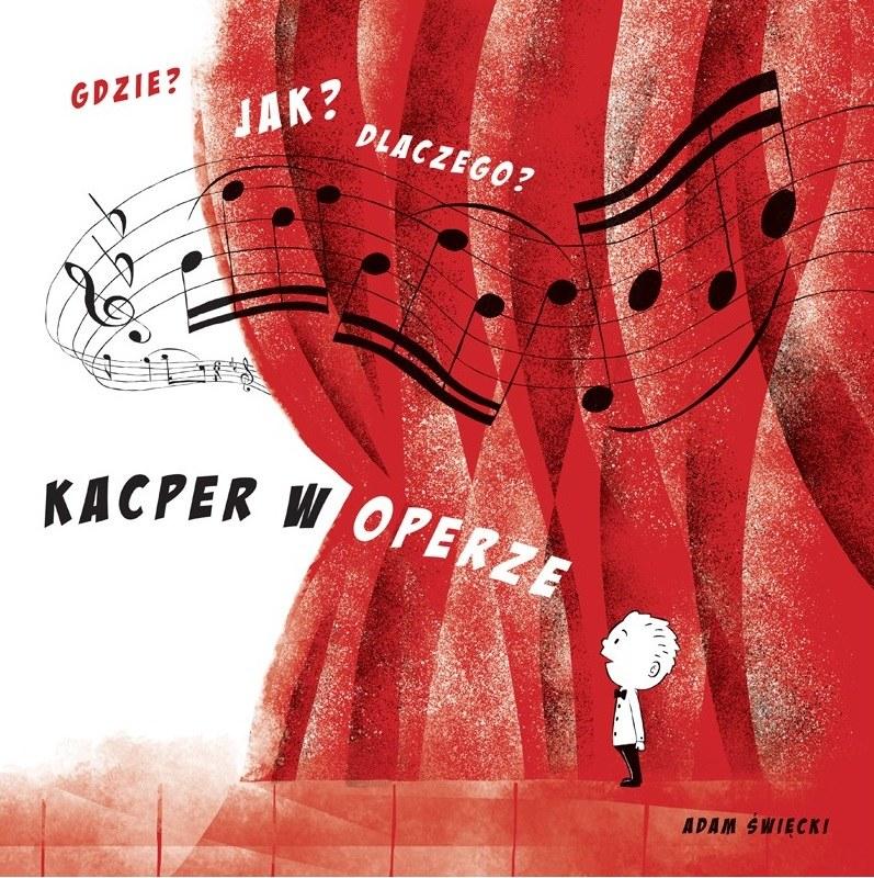 Kacper w operze /materiały prasowe