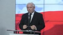 Kaczyński o incjatwie PiS w sprawie wyrównania niesprawiedliwości reprywatyzacyjnych (TV Interia)