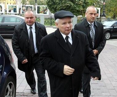 Kaczyński o projekcie zaostrzającym aborcję: Bardzo się cieszę