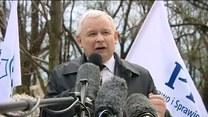 Kaczyński: Przyszliśmy, by bronić TV Trwam