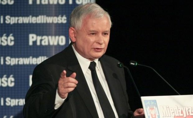 Kaczyński: W demokratycznym kraju rząd Tuska upadłby już 10 razy