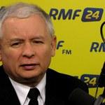 Kaczyński: Wolę, by PO miała więcej głosów, ale żeby Ruch Palikota nie wszedł do Sejmu