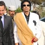 Kaddafi dał pieniądze na kampanię Sarkozy'ego? B. prezydent postawiony w stan oskarżenia