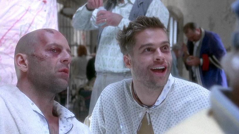 """Kadr z filmu """"12 małp"""" /materiały dystrybutora"""