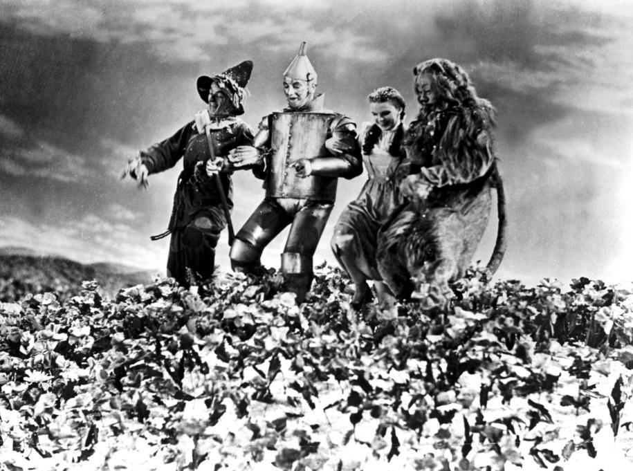 """Kadr z filmu """"Czarnoksiężnik z Krainy Oz"""" /PAP/Photoshot /PAP"""