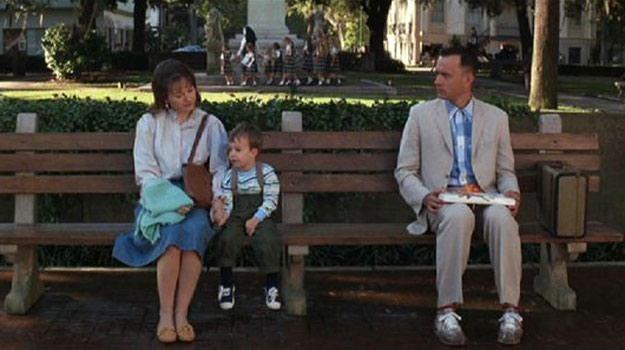 """Kadr z filmu """"Forrest Gump"""" /materiały prasowe"""