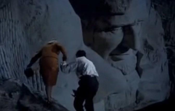 Kadr z filmu Hitchocka /
