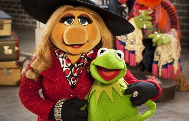 """Kadr z filmu """"Muppety: Poza prawem"""" (2014) /materiały prasowe"""