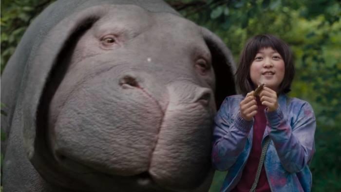 """Kadr z filmu """"Okja"""" /materiały prasowe"""